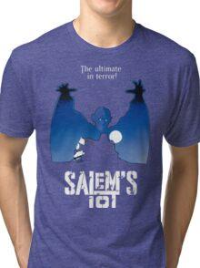 Salems Lot - Movie Poster Tri-blend T-Shirt
