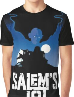Salems Lot - Movie Poster Graphic T-Shirt