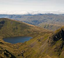 Grisedale Tarn, Cumbria by David Lewins