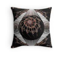 Gnarliculum Throw Pillow