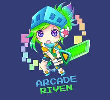 Arcade Riven League of Legends T-Shirt
