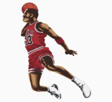 Michael Jordan by Joeytacos