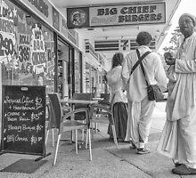 Street Photography  1 by John Van-Den-Broeke