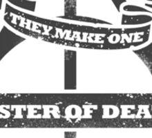 Deathly Hallows - Master of Death Sticker