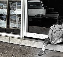 Street Photography  7 by John Van-Den-Broeke