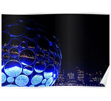 Mirrorball River Poster