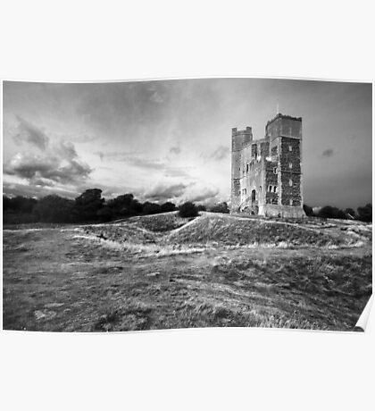 Orford Castle Poster