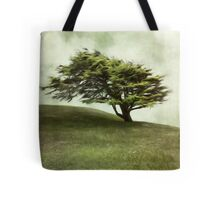Lone Cypress Tote Bag