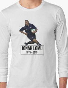 Jonah Lomu Long Sleeve T-Shirt