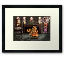 Animal - The Butterfly Framed Print