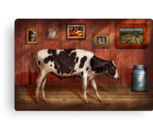 Animal - The Cow Canvas Print