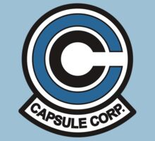 Capsule Corp Logo (color version) by karlangas