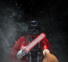Vader Clause Sticker