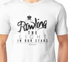 For JK Rowling Unisex T-Shirt