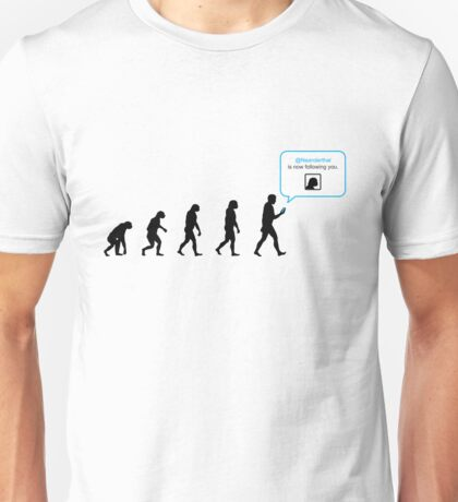 99 Steps of Progress - Instant network Unisex T-Shirt