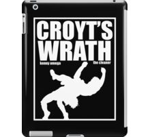 Croyt's Wrath iPad Case/Skin