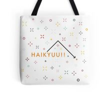 Haikyuu Team Colours Tote Bag