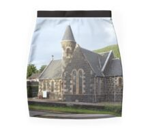 St.Modans Kirk , Benderloch , Scotland Mini Skirt
