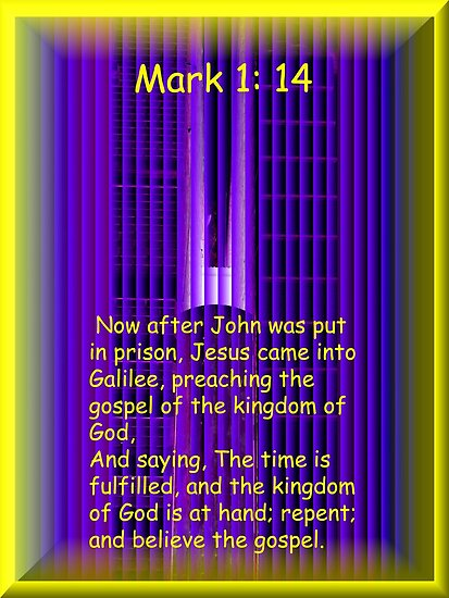MARK 1: 14 by Ann Warrenton