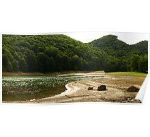 Leurtza Reservoir (1) Poster
