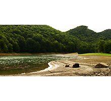 Leurtza Reservoir (1) Photographic Print