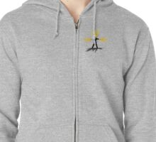 Regeneration (small) Zipped Hoodie