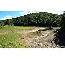 Leurtza Reservoir (3) Photographic Print