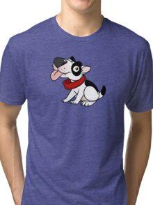 Derpy Dog Tri-blend T-Shirt