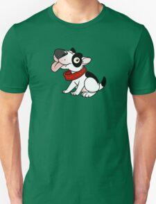 Derpy Dog Unisex T-Shirt