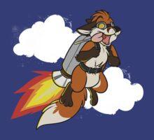 Rocket Fox by GatorBites