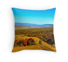 Germany Valley, West Virginia Throw Pillow