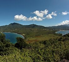 Inner Cabrits and Portsmouth, Dominica by Matt Becker