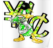 YUNG DUCK Poster