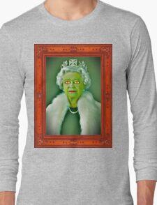 Queen of reptiles Long Sleeve T-Shirt