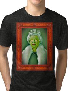 Queen of reptiles Tri-blend T-Shirt
