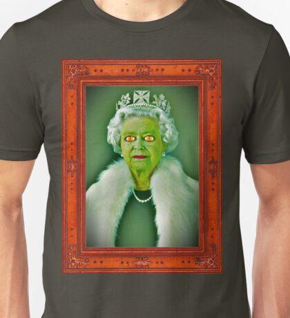 Queen of reptiles Unisex T-Shirt