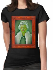 Queen of reptiles Womens Fitted T-Shirt