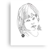 Darlin' Canvas Print