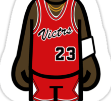 "VICT ""Perform Like Mike '85"" Sticker"