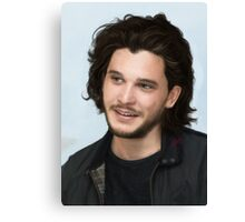 Kit Harington Canvas Print