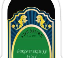 *The Shire-WorcesterShire #2 Sticker