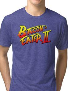 Bacon Eater II  Tri-blend T-Shirt