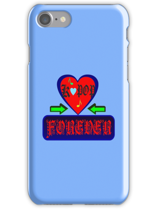 ㋡♥♫I Heart K-Pop Splendiferous iPhone & iPod Cases♪♥㋡ by Fantabulous