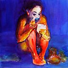"""Make-up"" by Tatjana Larina"