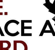 DotA 2 Art of Ward Sticker