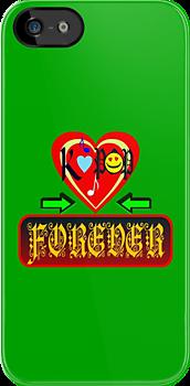 ㋡♥♫I Heart K-Pop Splendiferous iPhone & iPod Cases♪♥㋡ by Fantabulous