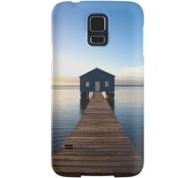 River Boatshed Samsung Galaxy Case/Skin