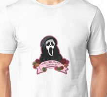 Favorite Scary Movie? Unisex T-Shirt