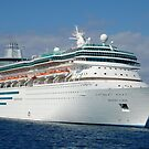 Cruise Ship by Sweetpea06