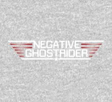Negative Ghostrider the Pattern is Full One Piece - Long Sleeve